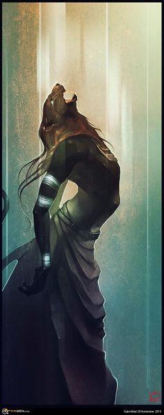Göttin der Wildheit und Lust (Darstellungsweise 2) / Ägypten