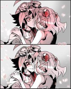 Yuya and Yuzu