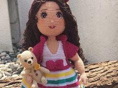 Amigurumi Doll Gratuit : Amigurumi doll isabella free pattern amigurumi free patterns