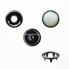 China Oeko-Tex 100 Pass Metal Cap Prong Snap Button Manufacturers