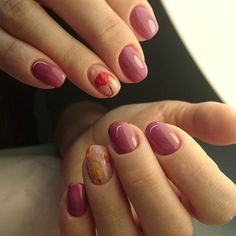 Trendy Fall and Winter Manicures - So Crafty Stiletto Nails, Coffin Nails, Acrylic Nails, Fancy Nails, Pretty Nails, Types Of Manicures, Manicure Types, Manicure Ideas, Gel Nails French