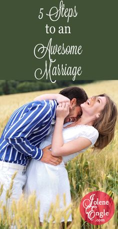5 Steps to an Awesome Marriage Biblical Marriage, Marriage Relationship, Marriage And Family, Happy Marriage, Marriage Advice, Love And Marriage, Marriage Thoughts, Healthy Marriage, Healthy Relationships