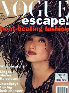 Vogue Australia, Karen Mulder