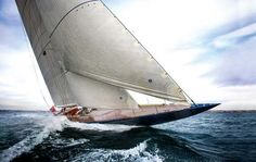 A pocket guide to the J Class yachts – the world's most elegant racing fleet J Class Yacht, Sea Spray, Yacht Boat, Boat Building, Sailboats, Yachts, Sailing, Profile, Pocket