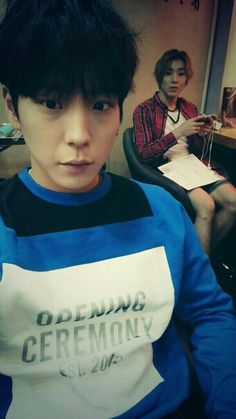 Himchan + Jongup @ BAP_Himchan