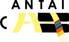 Een variant van het logo voor op een gele achtergrond
