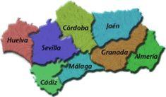 Poemas sobre Andalucía. Poesías para niños/as
