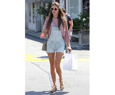 """How To Rock """"Shorteralls"""" Like A Fashion Girl"""