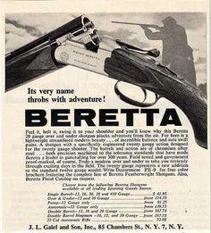 Beretta's Shotguns (1962)