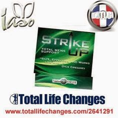 Total Life Changes Republica Dominicanda. Una Oportunidad de Negocio Inteligente: Iaso Strike Up for Men™
