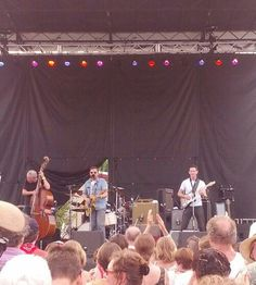 JD McPherson at the Green River Festival 2013