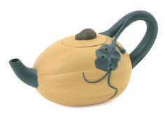 Yellow Gourd Yixing Teapot