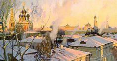 Смирнов Сергей. Панорама Москвы