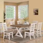 For kitchen - found it at Wayfair - Framingham Dining Table