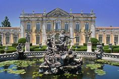 Royal Palace of Queluz_Portugal
