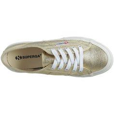 Superga 2750 Lamew, Sneaker a Collo Basso Donna, 174 Gold, 41: Amazon.it: Scarpe e borse