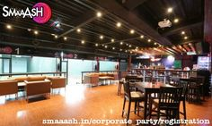 Host a Party at Smaaash! Register and get exciting deals for your next big corporate party and other events.For more information visit http://smaaash.in/corporate_party/registration