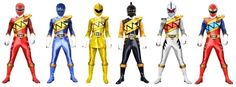 Power Rangers Dino Thunder Charge by Greencosmos80 on DeviantArt
