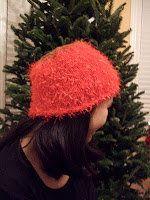 Free Knitting Pattern - Hats: Flirty Hat