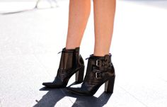 A Little Dash of Darling, Dash of Darling, Fashion Blogger, the best fall boots, fall booties, tibi booties, tibi boots, tibi, buckle boots,...