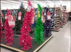 I want these trees!