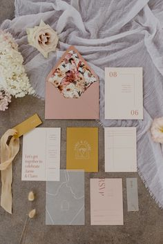 minimal wedding invitations in blush and mustard palette minimalinvitations weddinginvitations blushandmustard Country Wedding Invitations, Wedding Invitation Design, Wedding Stationary, Wedding Favors, Alternative Wedding Stationery, Colorful Wedding Invitations, Modern Wedding Stationery, Wedding Decorations, Wedding Gifts