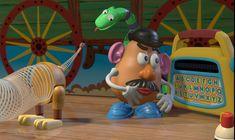 Pixar Animation Studios (Pixar) is an American computer animation film studio based in Emeryville, California. Pixar is a subsidiary of The Walt Disney Company. Pixar Movies, Disney Films, Disney Pixar, Toy Storage Boxes, Toy Boxes, Toy Story Birthday, 1st Birthday Girls, Mr Potato Head, Potato Heads