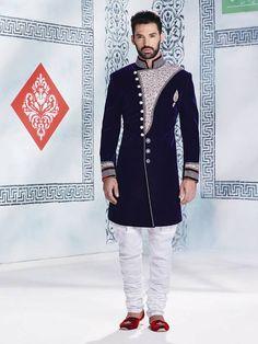 Ethnic Designs Nowhere Else Like dis   #ShriSanskrutiWeddingHouse - Ethnic Designer Collection for Men  Follow us on twitter: https://twitter.com/SanskrutiHouse