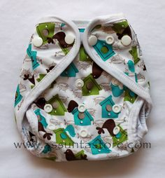 Tiny Diaper Cover