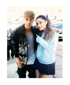 ariana grande & justin They need to date. Ariana And Justin, Ariana Grande Justin Bieber, I Love Justin Bieber, My Everything Ariana Grande, Photoshop, Cameron Dallas, Wattpad, Thing 1, Celebs
