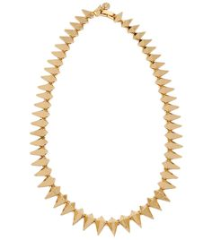 Noire for L.A.M.B. Pointy Collar Necklace