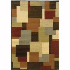 Oriental Weavers Grace Camrose Multi 7 ft. 10 in. x 10 ft. Area Rug-2065D8x10 at The Home Depot