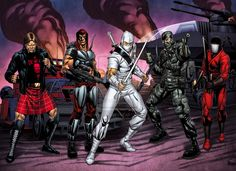 Cobra Frontline by spidermanfan2099 via deviantart