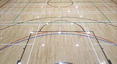 Sports Floor Restoration Sports Hall & Gymnasium Refurbishment, Repair Restoration. All wooden & Granwood Sports Flooring can be sanded and resealed bringing them back to their former glory. We regularly sand and restore floors that can be as much as 40 years old.  http://www.amflooring-uk.co.uk/sports-court-marking.html