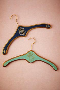 Heirloom Hangers #BHLDNwishes