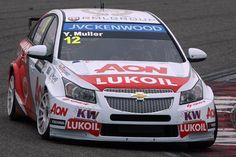 Muller comanda il plotone Chevrolet nelle qualifiche di Shanghai