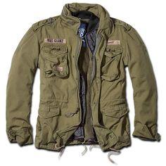 Us Army Jacket, M65 Jacket, Army Coat, Military Parka, Military Style Jackets, Corduroy Jacket, Blazer Jacket, Rugged Style, Military Fashion