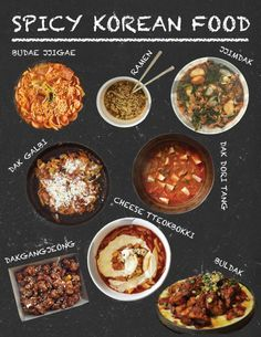 Korea's got some of the most INCREDIBLE spicy dishes worth trying if your a heat lover!