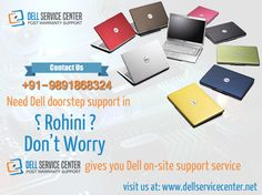 """As the Dell laptops are made in high position so following a couple of years a few sections begins getting harmed or requires administration. The """"Dell laptop service center in Rohini"""" Delhi gives the complete administration and is a perfect decision to get the laptop repaired."""