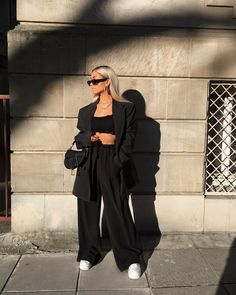 really cute outfits Tumblr Outfits, Mode Outfits, Stylish Outfits, Fall Outfits, Fashion Outfits, Mode Ootd, Look Girl, Mode Blog, Looks Black