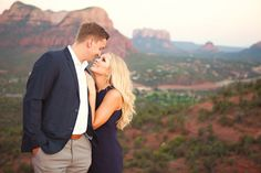 Absolutely gorgeous engagement pictures, and their love story is one for the books. <3