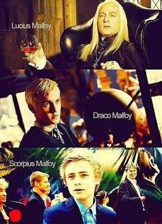 Une grande génération de blonds ;-)