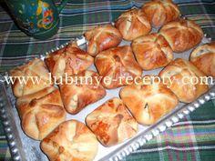 Hungarian Sweet Cottage Cheese Danish /Венгерские ватрушки с творогом / Túrós táska / use Google Translate
