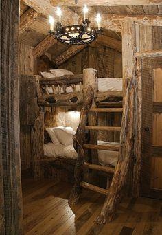 Log Cabin...cool!