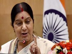 External Affairs Minister Sushma Swaraj on Sunday appealed to the Indian workers, who have lost their jobs in Saudi Arabia, to file their claims for unpaid dues with their employers and come back home soon and said the government will bear the cost of their return.