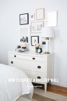 How to Curate Art for a Collage Gallery Wall and a GIVEAWAY from  Minted
