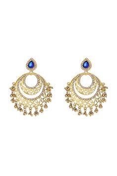 Siva Crescent Earrings