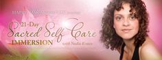 My 21 Day Sacred Self Care Immersion Banner