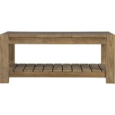 CB - Edgewood square coffee table