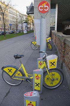 Austria - Vienna - Citybike (700 bikes)